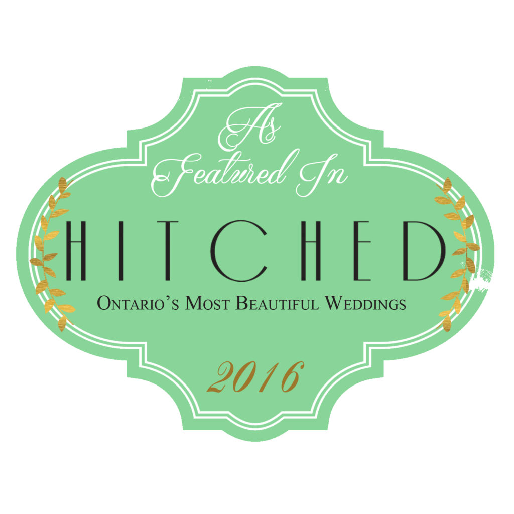 Featured in Hitched 2016